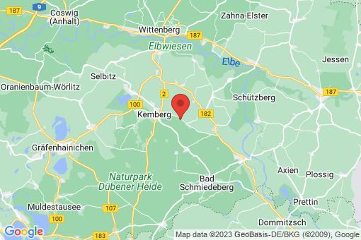 Karte Kemberg Kemberg