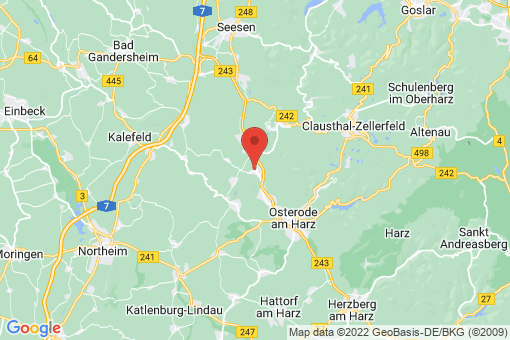Karte Badenhausen