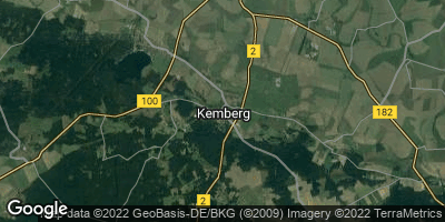 Google Map of Kemberg