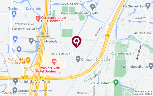 Laan van Kopenhagen 100 K-, Dordrecht