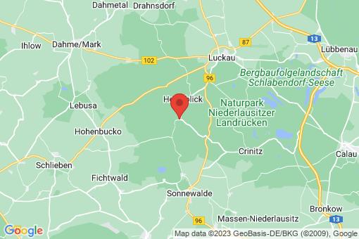 Karte Walddrehna