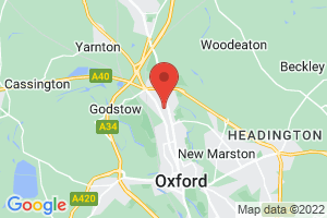 Cochrane UK on the map