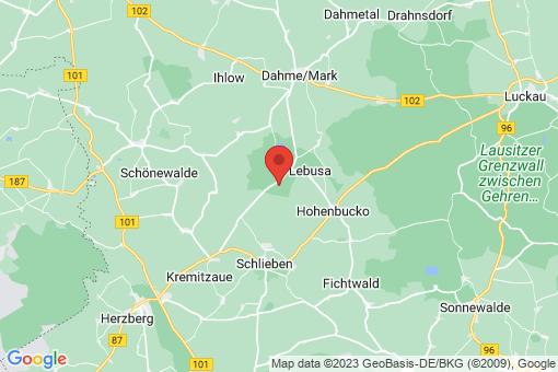 Karte Freileben