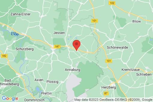 Karte Mönchenhöfe