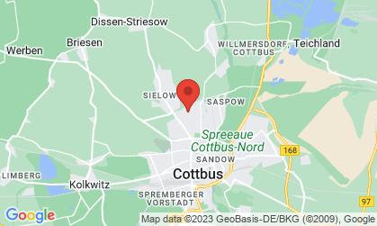 Arbeitsort: Cottbus