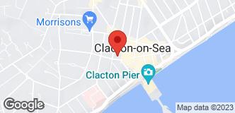Argos Clacton on Sea location