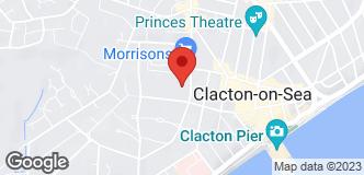 Halfords Clacton location