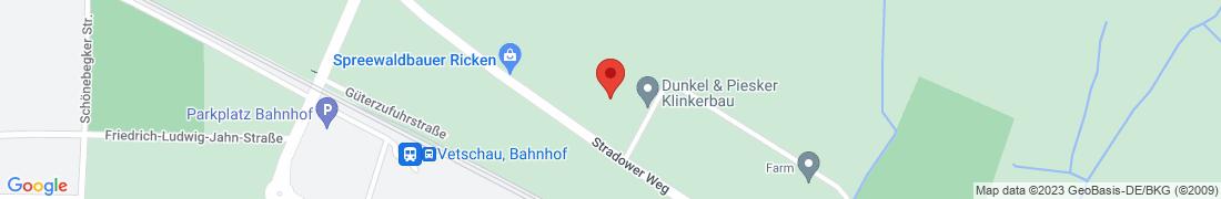 BayWa Agrar Vetschau Anfahrt