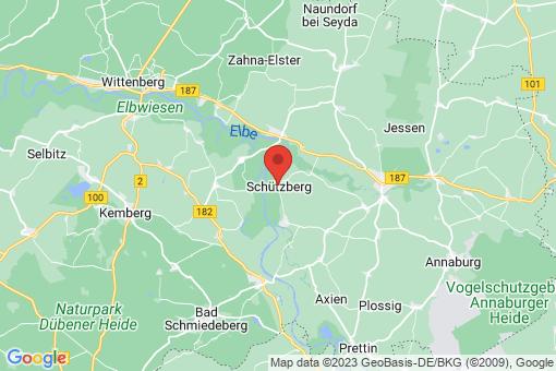 Karte Schützberg