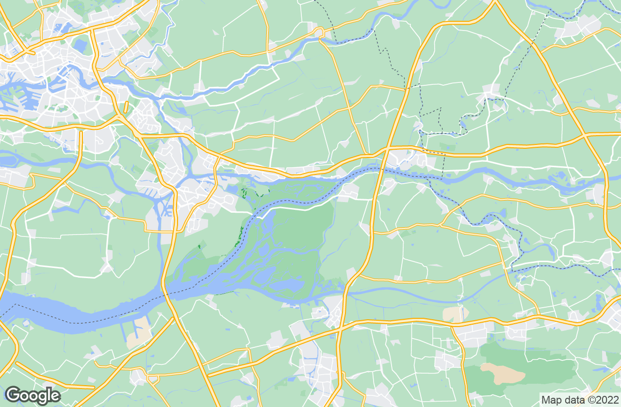 Google Map of Werkendam