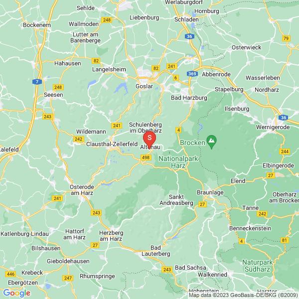 Disc Golf-Anlage Altenau Disc Golf