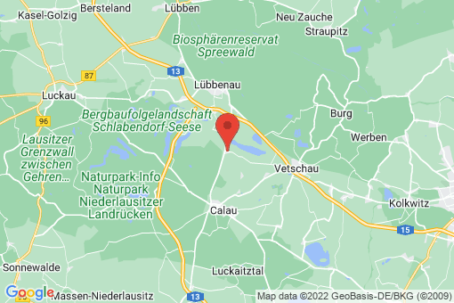Karte Bischdorf