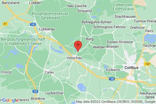 Karte Suschow