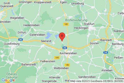 Karte Wilsleben