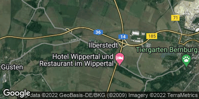 Google Map of Ilberstedt