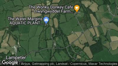 Llwyn Gwyddel Farm