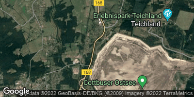 Google Map of Willmersdorf