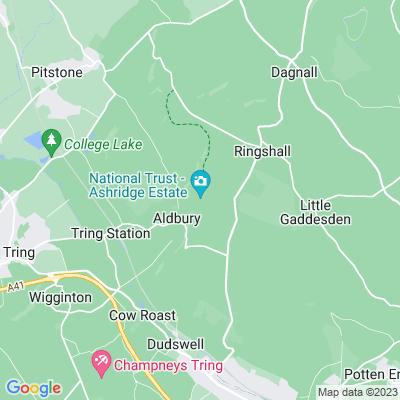 Ashridge Location