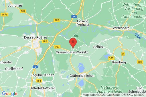 Karte Brandhorst