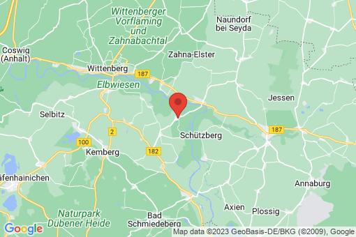 Karte Wartenburg