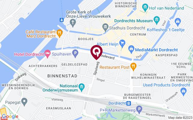 Spuiweg 21, Dordrecht