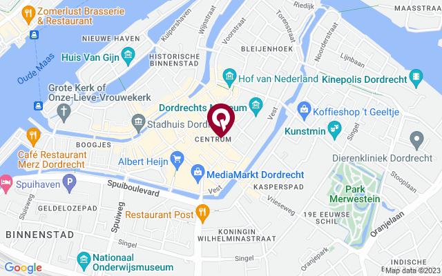Statenplein 125, Dordrecht