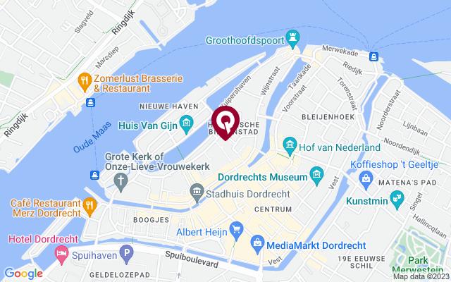 De Waag 9, Dordrecht
