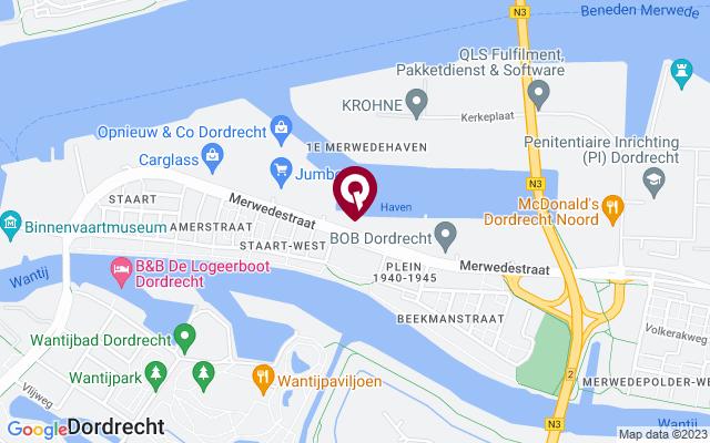 Merwedestraat 62 a-b, Dordrecht
