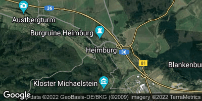 Google Map of Heimburg