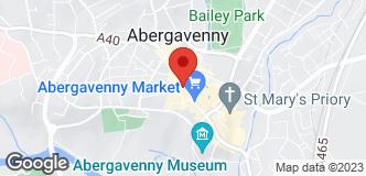 Halfords Abergaveny location