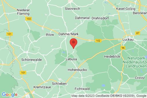 Karte Schöna-Kolpien