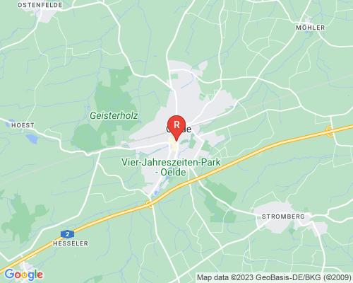 Google Karte von Rohrreinigung Oelde