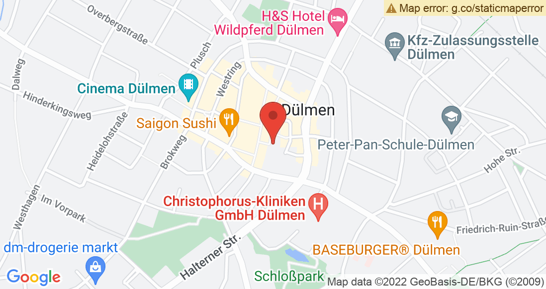 Google Map Soccer Store & more GmbH