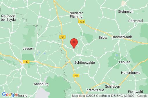 Karte Heideeck