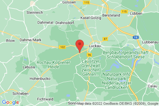 Karte Heideblick Langengrassau