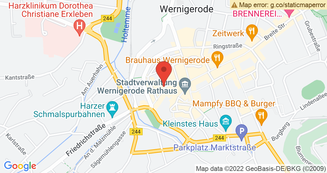 Google Map Klippenkuckuck Sports- & Streetwear