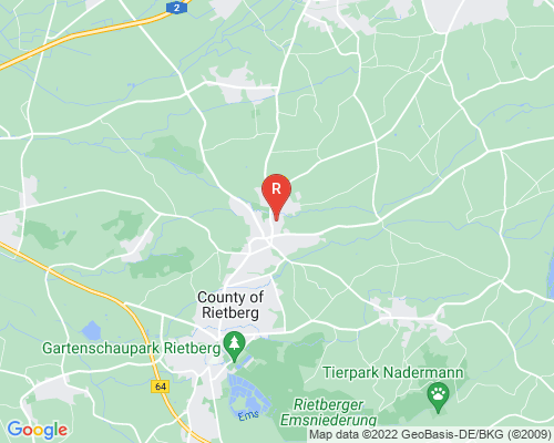 Google Karte von Rohrreinigung Rietberg