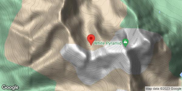 White Pyramid - Apr 7