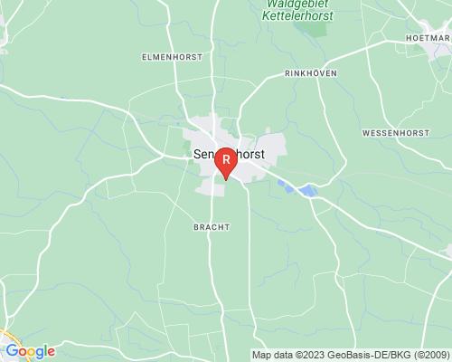 Google Karte von Rohrreinigung Sendenhorst