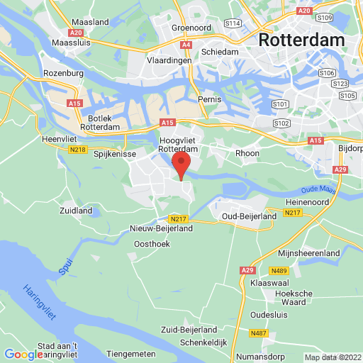 C-TOURNAMENT SPIJKENISSE map