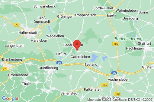 Karte Hausneindorf