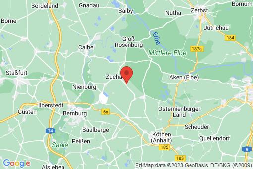 Karte Dornbock