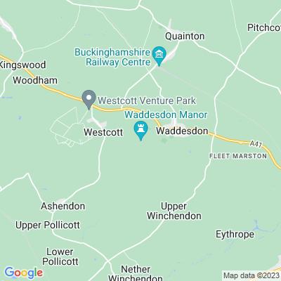 Waddesdon Manor Location