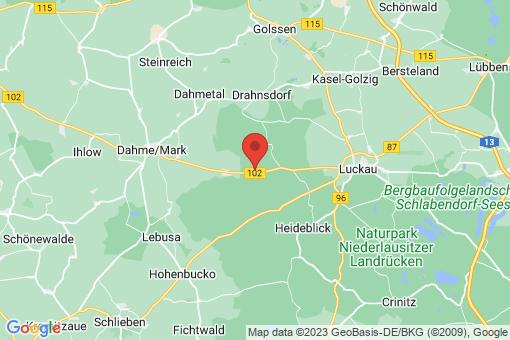 Karte Heideblick Falkenberg