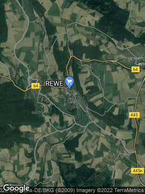 Google Map of Kreiensen