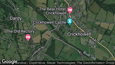 Crickhowell and District Angling Society