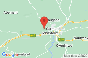 Hafan Derwen Library Services on the map