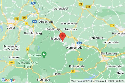 Karte Drübeck
