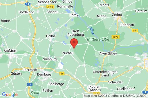 Karte Sachsendorf