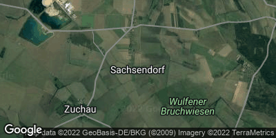 Google Map of Sachsendorf